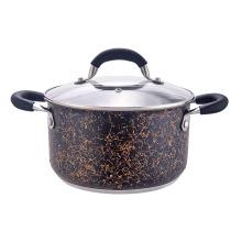 6L black baking dishes casserole dish
