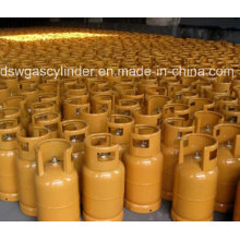Easy to Use and High Quality Cooking LPG Gas Cylinder
