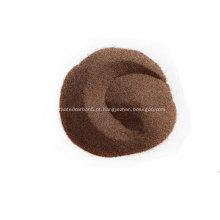Granada do material da filtragem dos meios de filtro do tratamento da água