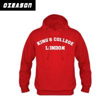 Ozeason Sportswear Custom Design Embroidery Logo Mens Hoody