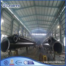Tubo de conexión de succión de acero para la draga de la tolva de succión de arrastre (USC3-002)