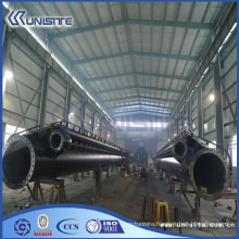 steel suction connecting tube for trailing suction hopper dredger (USC3-002)