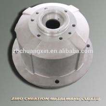 AlSi7Mg Moulage par gravité en aluminium / bride de réducteur de levage de construction