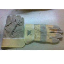 Professional Industrial Protective Working Leather Safety Labor Gloves