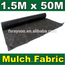 PP non woven fabric banana tied at the top and bottom fabric