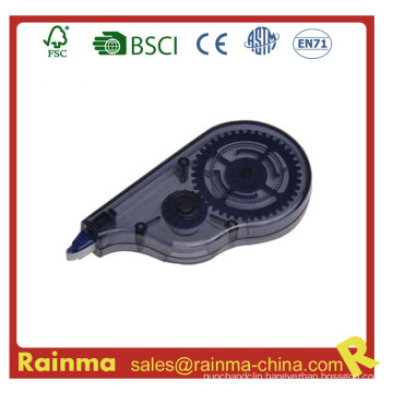 Balck Color Correction Tape for Office Supply