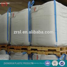 Bolsa a granel de 1000 kg, bolsas de 1 tonelada, bolsa gigante de pp para pellets, gránulos
