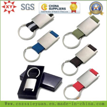 Promotional Metal Blank Key Chain Customize Logo