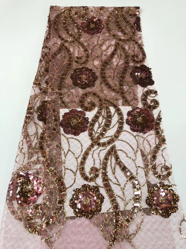 Lace Applique Embroidery