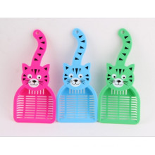 Katze Produkte, Kunststoff Katze Sand Schaufel