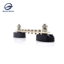 Aislamiento marino genuino 12kv soporte de calor tablero de distribución aisladores de barras colectoras eléctricas hogar rv barra colectora