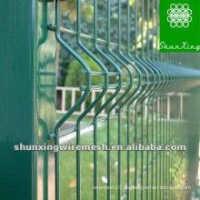 Urban Garden Zaun (Herstellung)