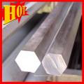 ASTM B348 Gr5 Titane Hex Bar De Usine De Titane
