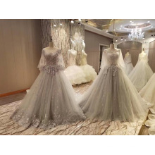 New Arrival 2017 Multi-Color Lace Marriage Wedding Dresses