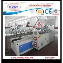 Vender máquina de extrusora de plástico duplo parafuso cônico