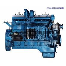 308kw. G128, 6 Zylinder. Shanghai Dongfeng Dieselmotor für Generator.