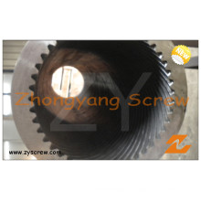 Plastic Extruder Machinery Planetary Roller Screw Barrel