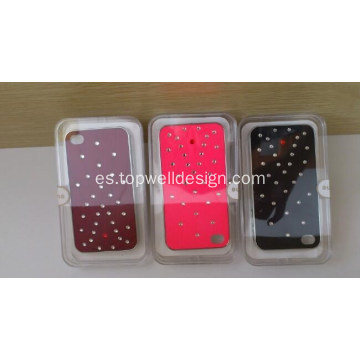 TPU Phone Shell Design Protect Cover Fabricación de moldes industriales