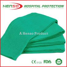 Toalha cirúrgica descartável médica HENSO
