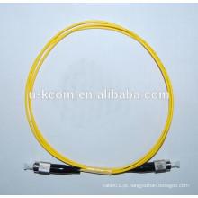 FC / UPC-FC / UPC Simplex SM Fibra Óptica Patch Cable