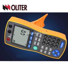 Calibração da temperatura digital acessível sensor de termopar portátil rtd calibrador de temperatura