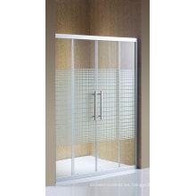 Cheap pantalla de ducha de cristal