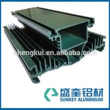 Chinese manufacturer with aluminium heatsink profile for T-slot aluminum profile in Zhejiang China