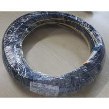 LC / Upc-FC / Upc Outdoor Gyfjh Kabel Lszh 7.0mm Single Mode Duplex Faseroptik Patchkabel