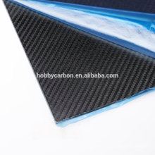 Multirotor/Multicopter High Quality 2.0x400x500mm Carbon Glass Twill Matte Plate/Sheet Price Manufacturer for Cutting Machine