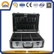 Aluminum Alloy Tool Case Storage with Dividers & Tool Pallet (HT-2229)