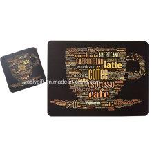 Impresión personalizada Mochilas promocionales de copa de corcho y juego de copas