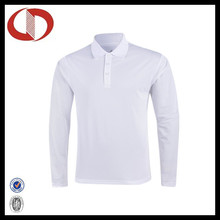 High Quality Long Sleeve Sports Polo Shirts for Men