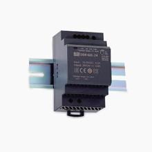 Melhor qualidade 3000 VAC isolamento trilho DIN caso dc dc conversor 60 W DDR-60G