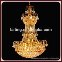 2014 main hall decorative big chandelier lighting