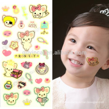 Easy-transfer Facial Decoration Eye Makeup Stickers in 2017