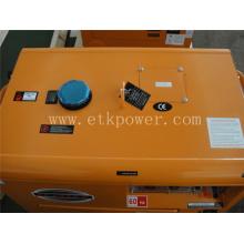 5kw Large Fuel Tank Diesel Generator Set