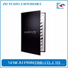 Design de moda personalizado vison cílios postiços embalagem caso fabricante de venda