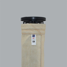 Normex/Aramid with water and oil repellent filter bags