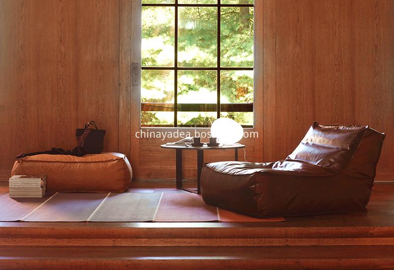 Verzelloni-Leather-Zoe-Chair-with-Ottoman