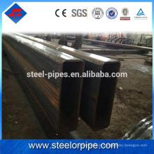 Hot novos produtos de retalho tubo quadrado de aço galvanizado
