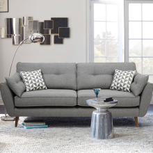 Northen European Style New Design Simple Living Room Furniture Modern Fabric Sofa