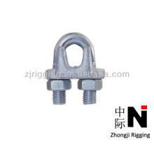 Acier forgé Type de serrage de câble d'acier JIS