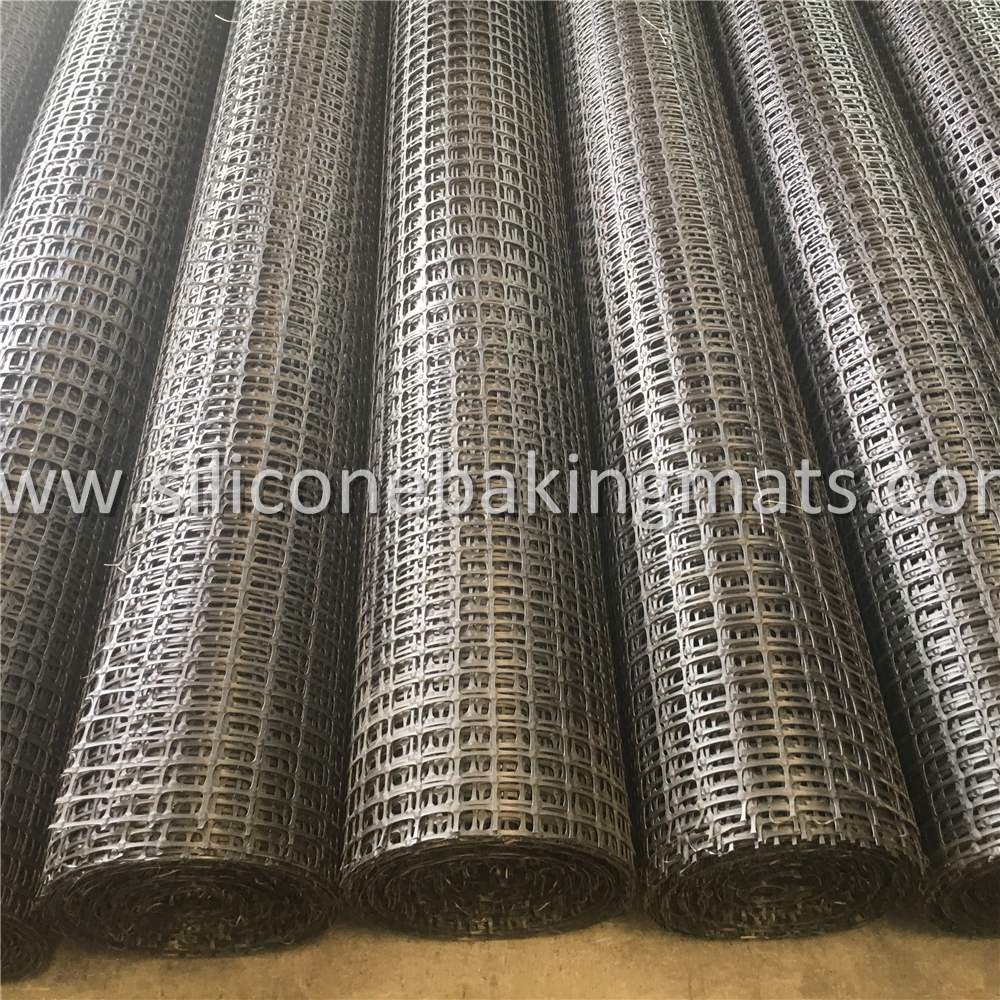 Biaxial Geogrids Soil Reinforcement