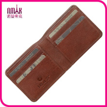 Cool-Slim Thin Bifold Leather Credit Card Wallet Holder Mini Purse ID Case Best Small Gift