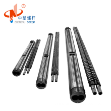double parallel screw&barrel for board extrusion machine