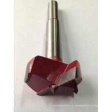 Шарнирное сверло с карбидом для дерева Промышленный красный цвет Hi-Quality