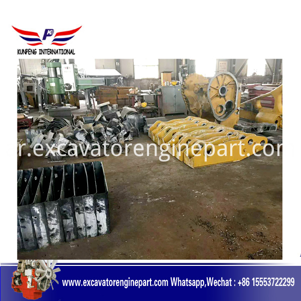 Sd8b Hbxg Bulldozer Spare Parts