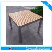 F-Garden Rattan PS Wood Table (27071)