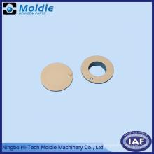 CNC que hace piezas de aluminio de fabricación de Ningbo