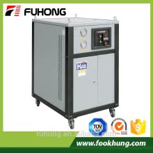 Ningbo fuhong 15hp máquina de moldagem por injeção arrefecida com água rolagem de refrigeração